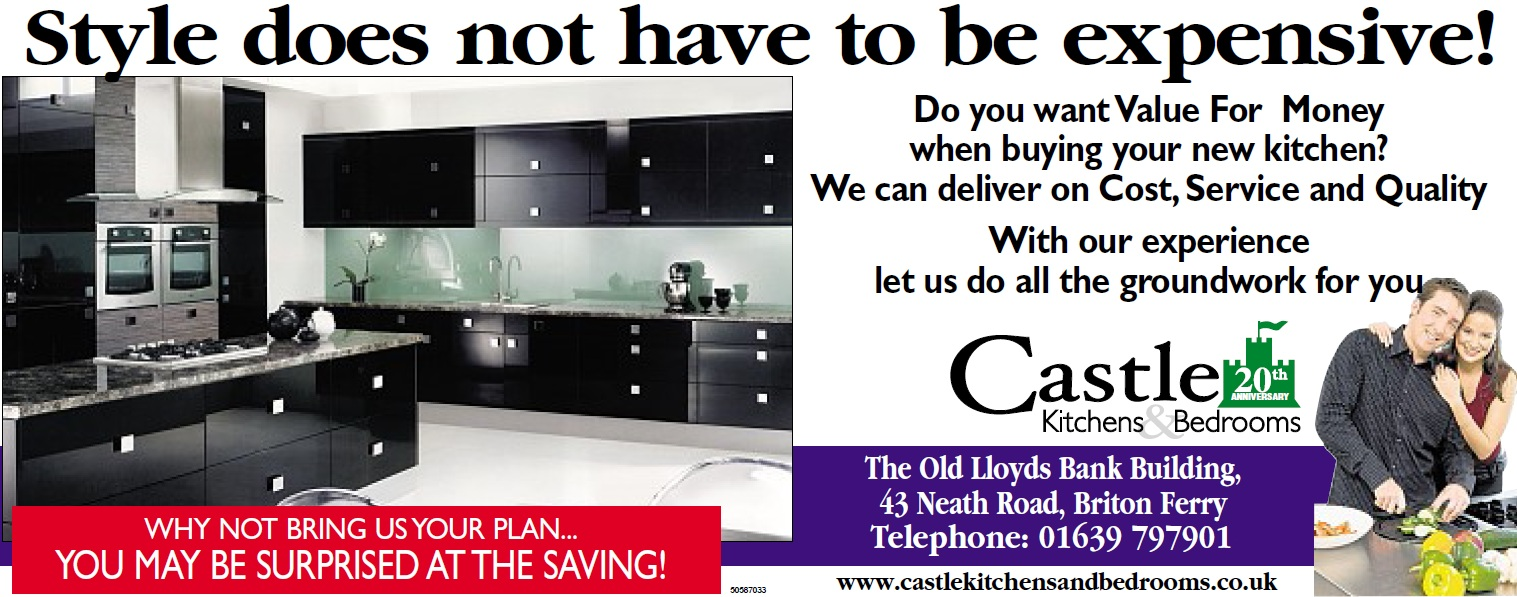 Castle Kitchens and bedrooms